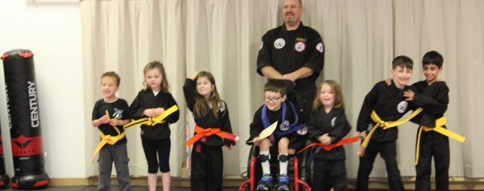 Inclusive Martial Arts for all ages and all abilities!Inclusive Martial Arts for all ages and all abilities!